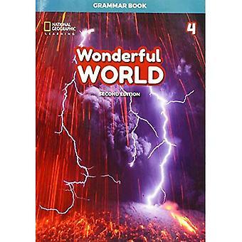 Wonderful World 4: Grammar Book