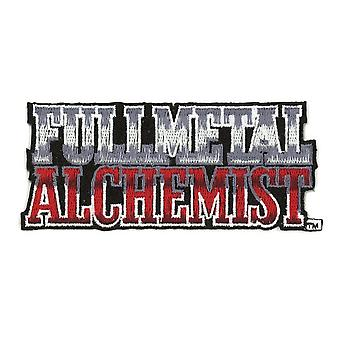 Patch - Fullmetal Alchemist - New Logo Iron On Gifts Anime Licensed ge7110