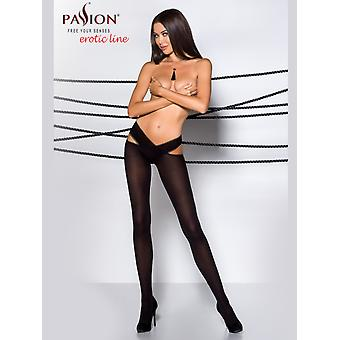 Passion Cross Over Hip Two Piece Tights