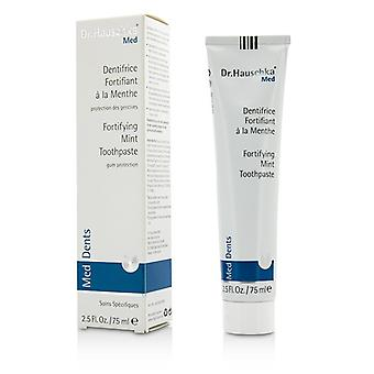 Dr. Hauschka Med Fortifying Mint Toothpaste 75ml/2.5oz