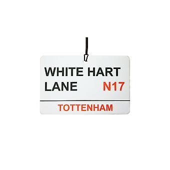 Tottenham / White Hart Lane ulica znak samochodowa zawieszka zapachowa