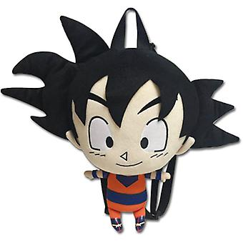 Plush Backpack - Dragon Ball Z - New Goku 12'' Toy Licensed ge84621