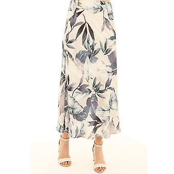 POMODORO Pomodoro Floral Skirt 12026