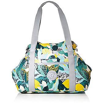 Kipling ART M Beach bag 58 cm 26 liters Multicolor (Urban Jungle)
