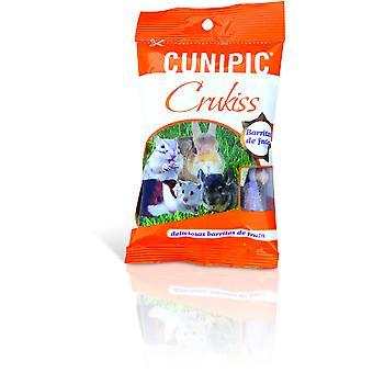 Cunipic Crukiss 4 Fruit Snacks (Small pets , Treats)
