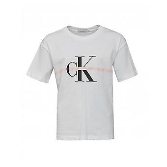 Calvin Klein Jeans Mongram dungi Logo T-shirt