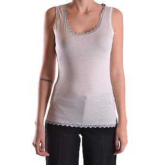 Liu Jo Ezbc086182 Women's Grey Cotton Top