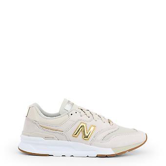 توازن جديد الأصلي المرأة طوال العام أحذية رياضية اللون الأبيض - 72925