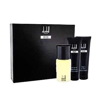 Dunhill Edition Eau de Toilette Spray 100ml Ensemble cadeau