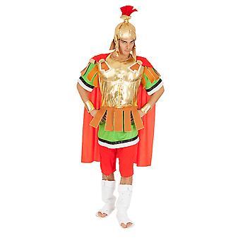 Vermomming de Centurion van Asterix en de volwassen Obelix