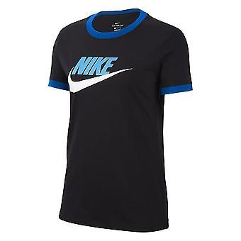 ניקה טי Futura Ringe CI9374010 לנשים בקיץ אוניברסלי חולצת טריקו