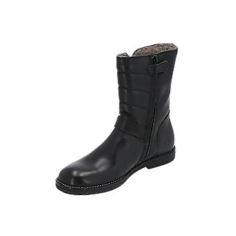 Froddo Boots Kids Girls Boots Black Lace-Up Boots Winter