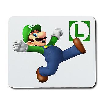 Super Mario Luigi egérpad