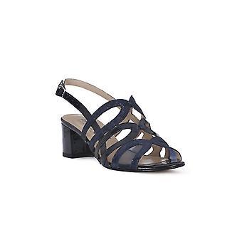 Enval Soft Vernice Blu 32983 universal summer women shoes