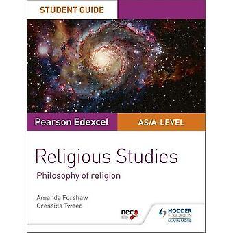 Pearson Edexcel Religiøse Studier Et nivå / AS Student Guide - Filosofi