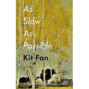 As Slow As Possible by Kit Fan - 9781911469438 Book