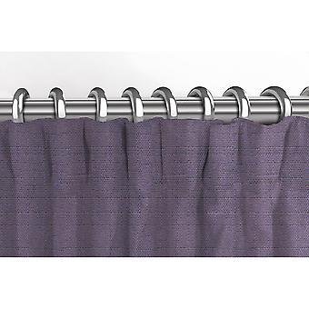 McAlister têxteis Savannah beringela cortinas roxas