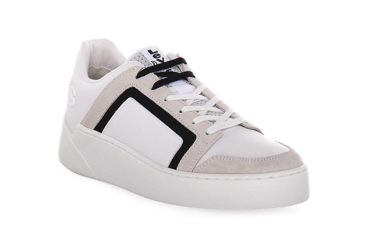 Levis white mullet sneakers moda W996m
