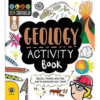 Geology Activity Book by Jenny Jacoby - 9781911509905 Book