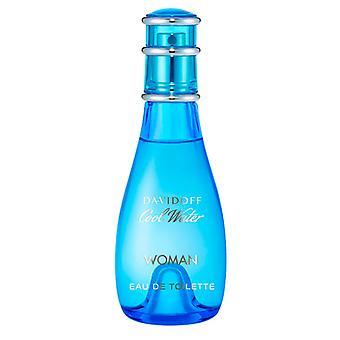 Women's Perfume Cool Water Davidoff EDT (2 pcs)