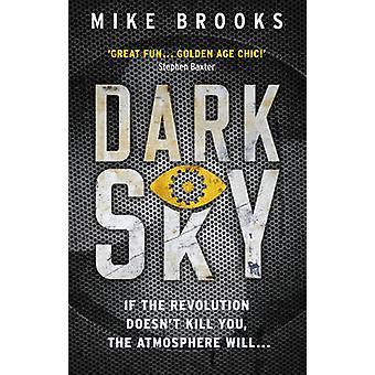 السماء المظلمة مايك بروكس-كتاب 9780091956653