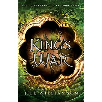 Kings War av preface av Jill Williamson