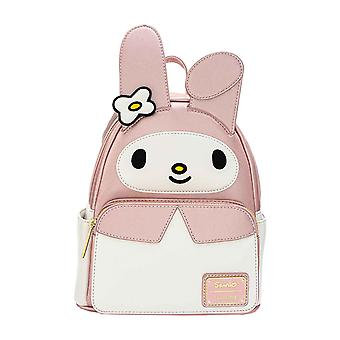 Hello Kitty Backpack My Melody Cosplay new Official Sanrio Loungefly Pink