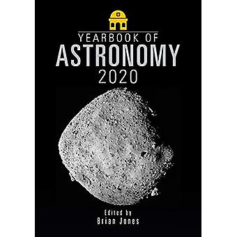 Yearbook of Astronomy 2020 by Brian Jones - 9781526753274 Book