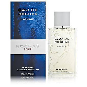Rochas - Eau De Rochas pour Homme - Eau De Toilette - 50ML