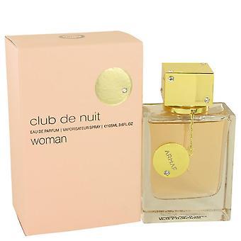 Club De Nuit Eau De Parfum Spray By Armaf 3.6 oz Eau De Parfum Spray
