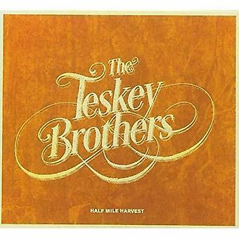 Teskey Brothers - Half Mile Harvest [CD] USA import