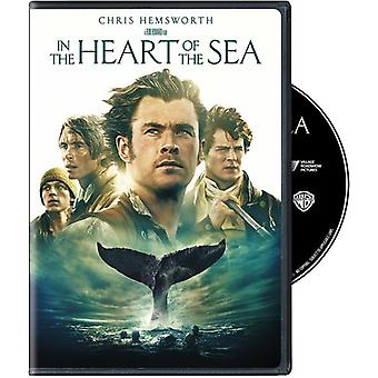 In the Heart of the Sea [DVD] USA import
