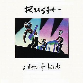 Rush - handuppräckning 2LP [Vinyl] USA import