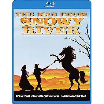 Man From Snowy River [BLU-RAY] USA import