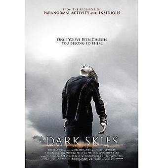 Dark Skies [DVD] USA import