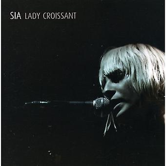Sia - Lady Croissant [CD] USA import
