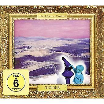 Tender [CD] USA import