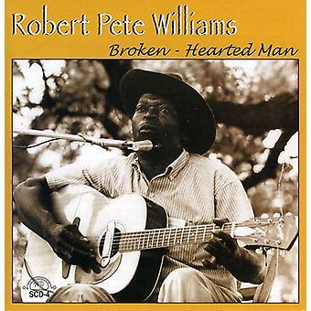 Robert Pete Williams - Broken-Hearted Man [CD] USA import