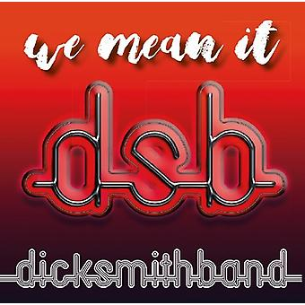 We Mean It [CD] USA import