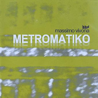 Massimo Vivona - Metromatiko [CD] VS import
