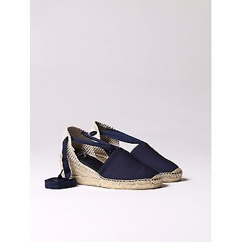 Toni Pons traditional espadrille with laces - VALENCIA