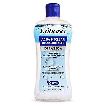 Babaria Bifasica Micellar Vesi Make-up Remover 400 ml