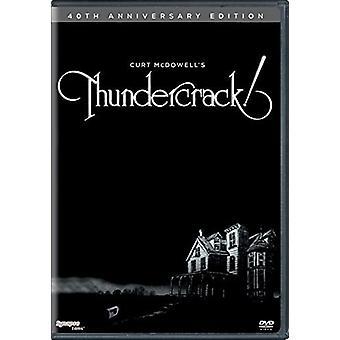 Thundercrack [DVD] USA import