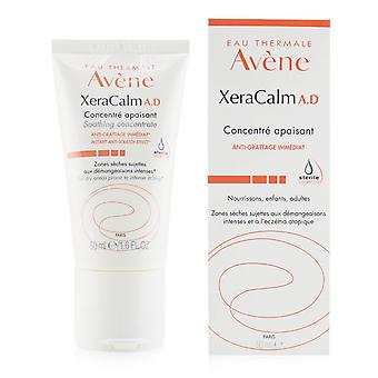 Xera calm a.d soothing concentrate for dry areas prone to intense itching & atopic eczema 247098 50ml/1.6oz