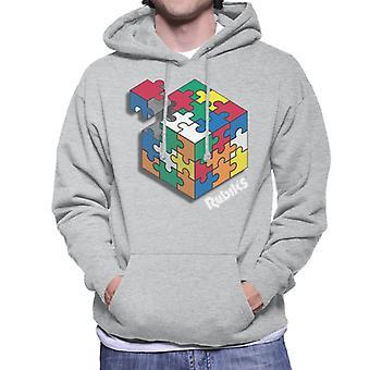 Rubikin hashtag Playtime Miesten huppari