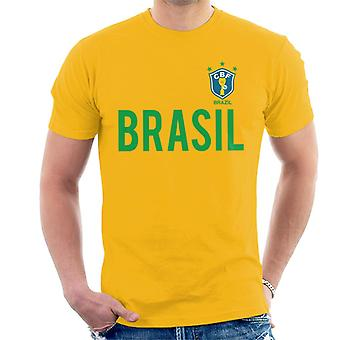 Toff Vintage Football Brasil Men's T-Shirt
