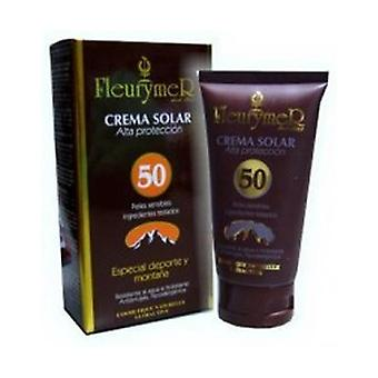 Spf 50 Facial Sun Cream Special Sport and High Mountain 80 ml