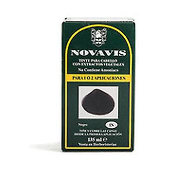 Novavis Vegetable Hair Dye 1N Black 130 ml