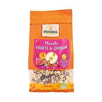 Muesli de Frutas com Quinoa 350 g