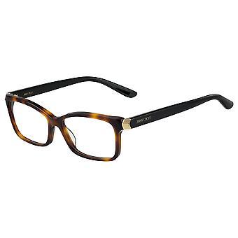 Jimmy Choo JC225 086 Dark Havana Glasses